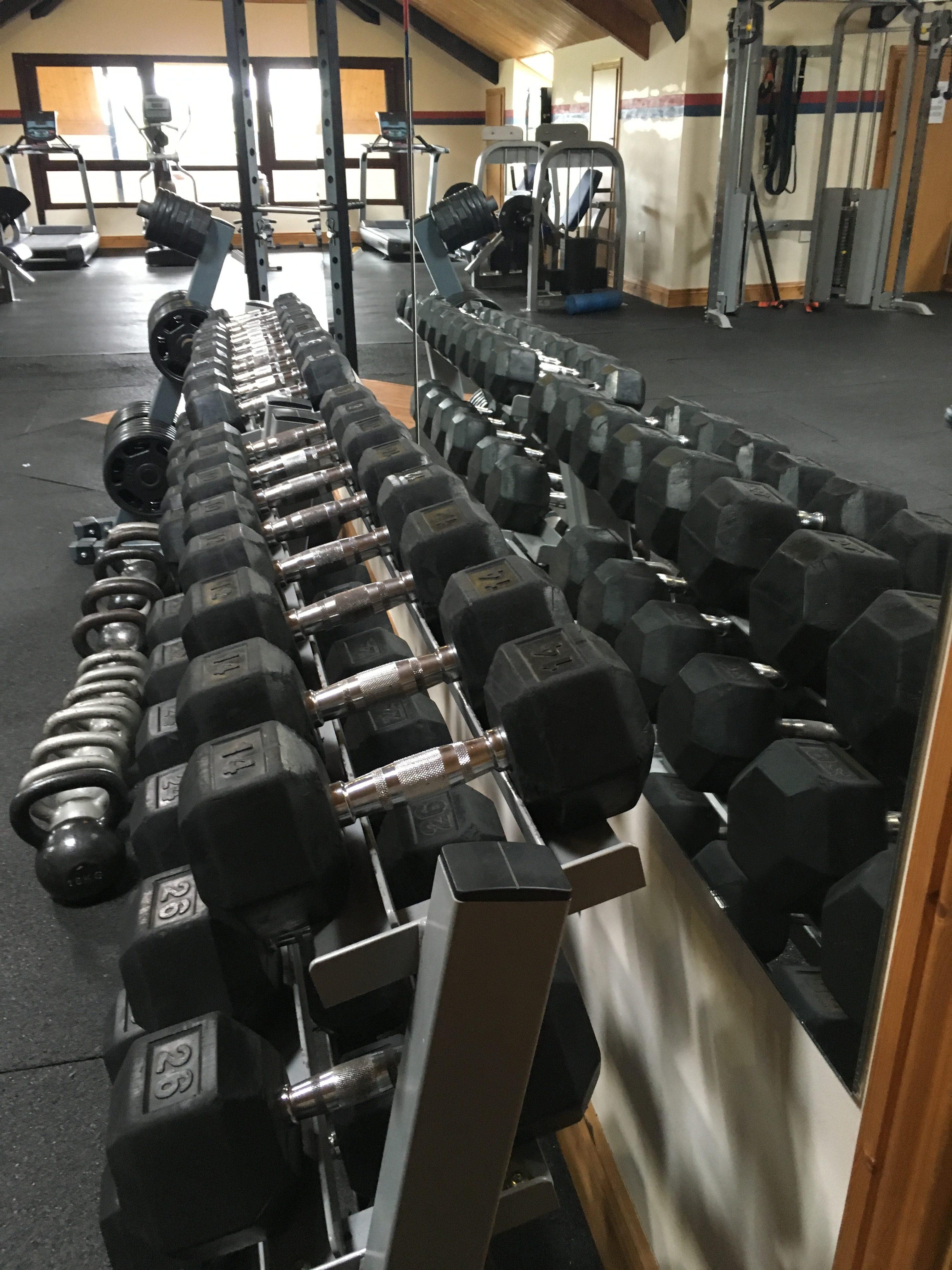 D Elite Gym
